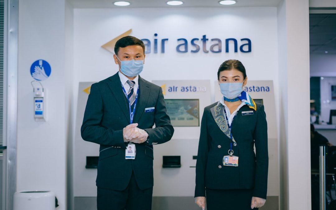 """Air Astana führt neuen """"Meet & Greet""""-Service ein"""