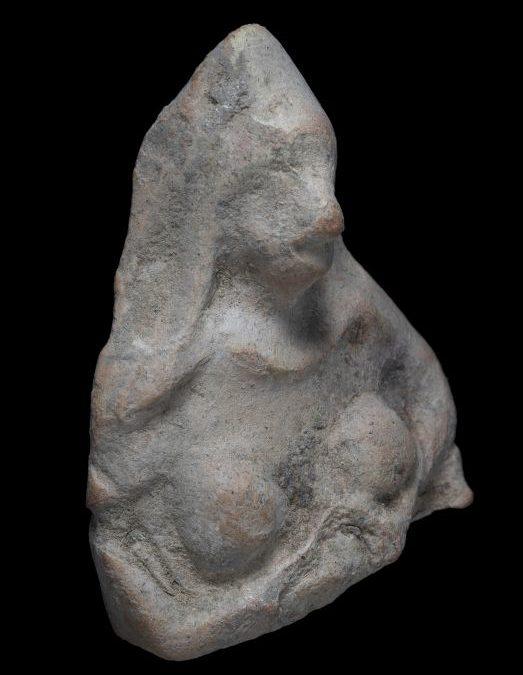 Antike Frauenfigur in der Negev-Wüste entdeckt