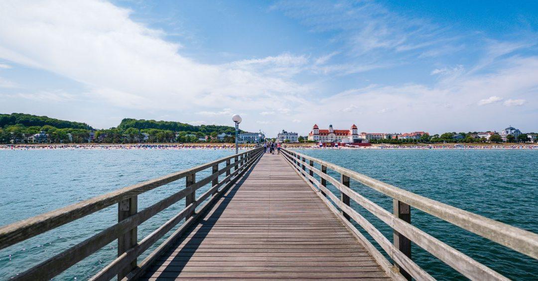 Binz auf Rügen führt eine Strandampel ein