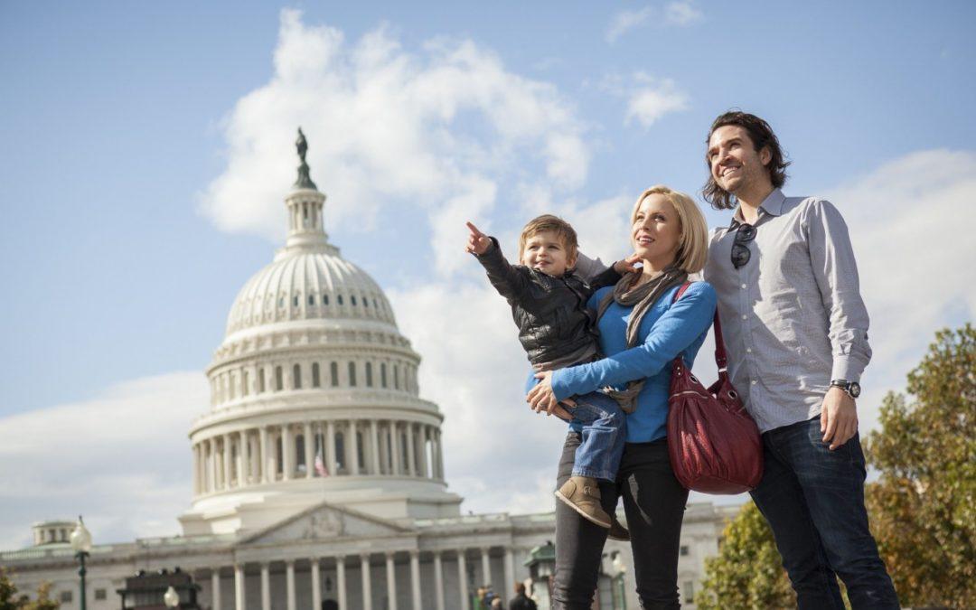 Washington, DC plant Wiedereröffnung aller Attraktionen
