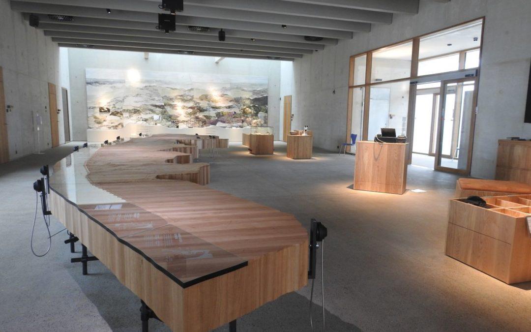 Dänemarks Nationalpark Thy erhält ein neues Besucherzentrum