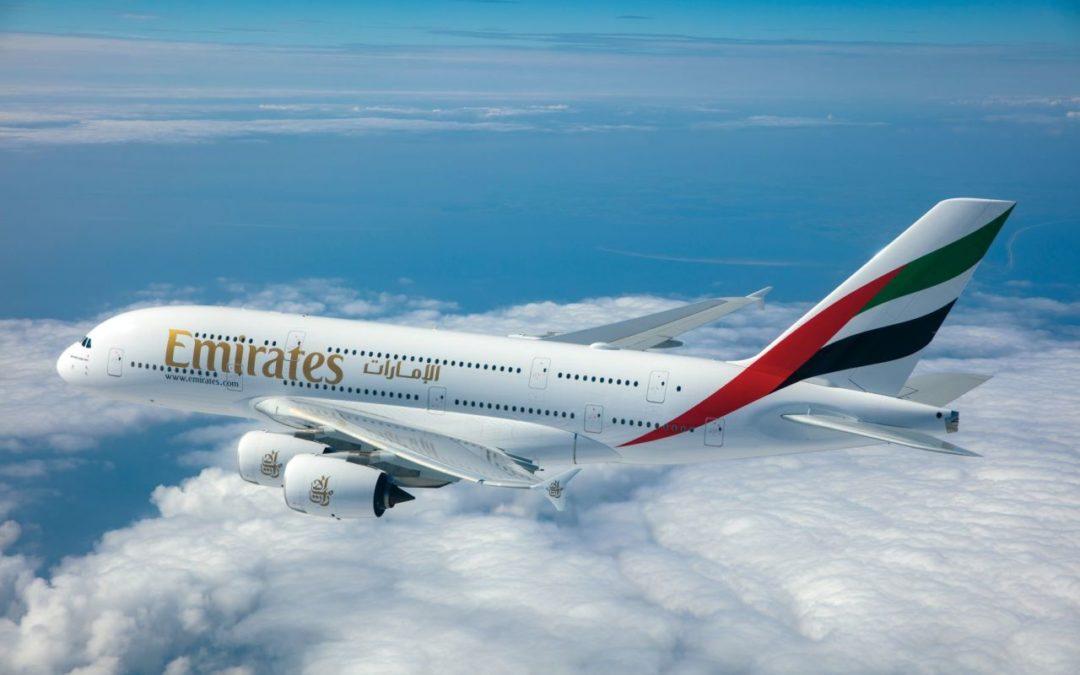 Emirates fliegt wieder nach Mauritius