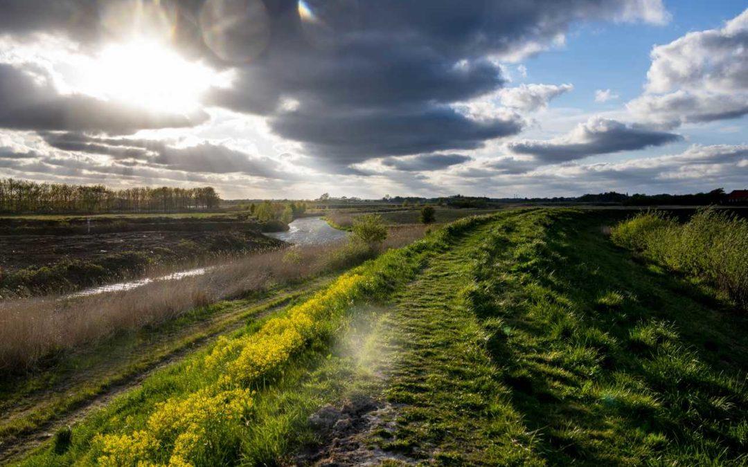 """Marskstien in Süddänemark ist jetzt ein """"Leading Quality Trail"""""""