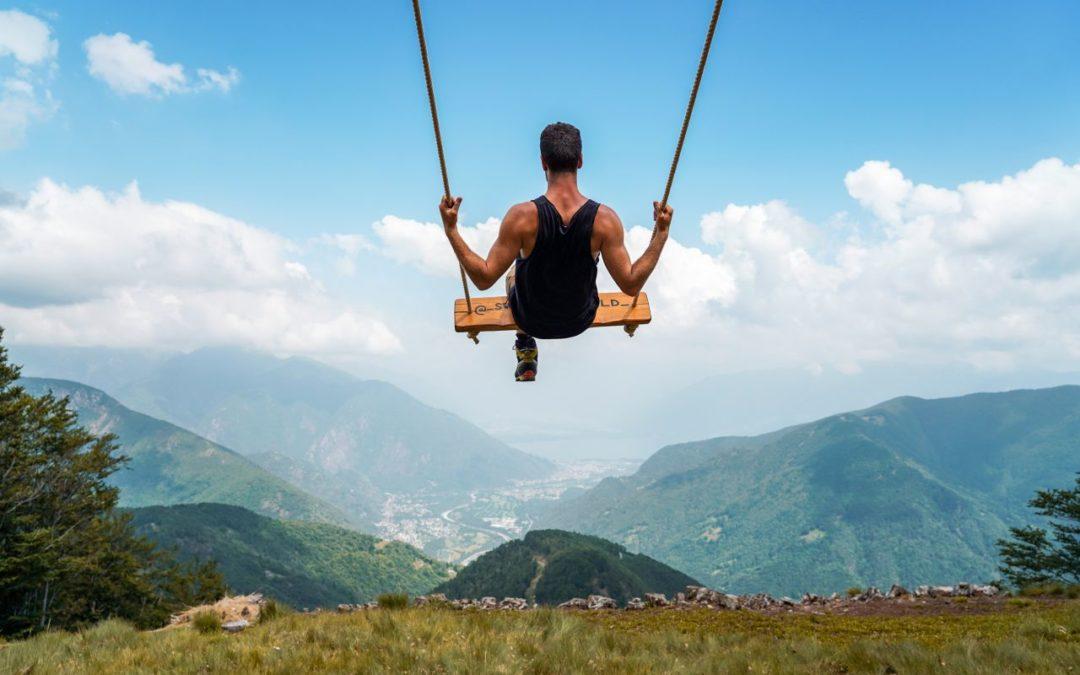 Swing the World-Projekt erhält weitere Schaukel auf dem Monte Aula
