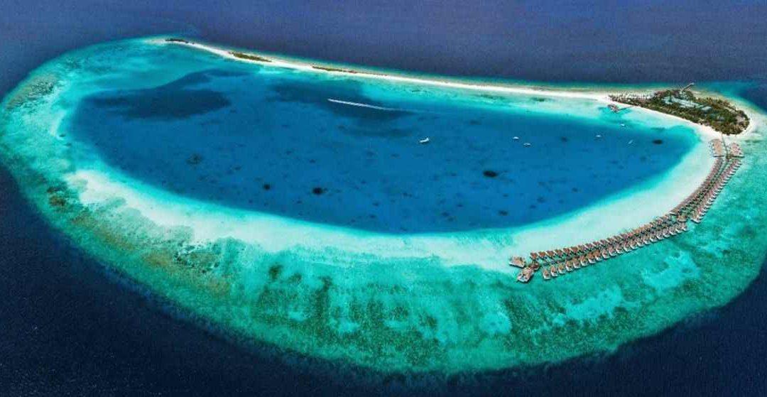 Komplettes Malediven Resort kann exklusiv gemietet werden