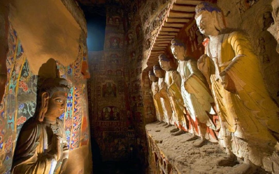 UNESCO-Weltkulturerbe Yungang-Grotten wieder für Besucher offen