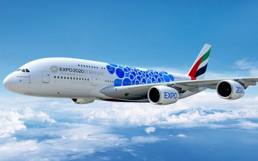 Gratis Tagespass zur Epo 2021 in Dubai bei Emirates-Flugbuchung