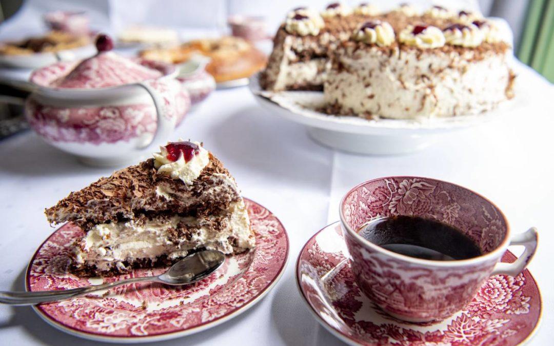 Festival zur Südjütländischen Kaffeetafel in Tønder