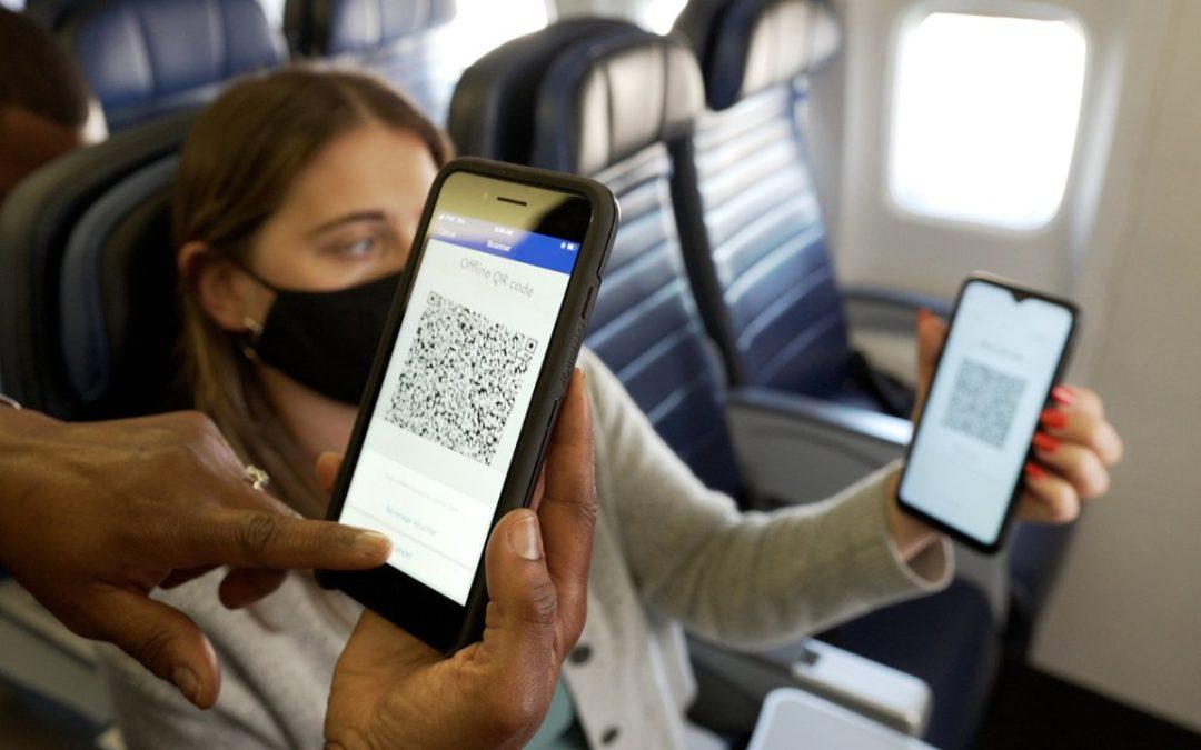 Bordeinkäufe mit PayPal QR-Codes bezahlen bei United Airlines